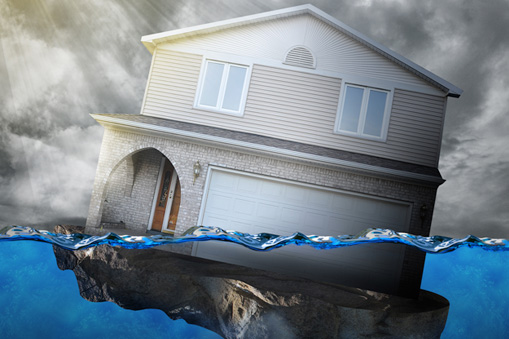home sinking without harp mortgage loan