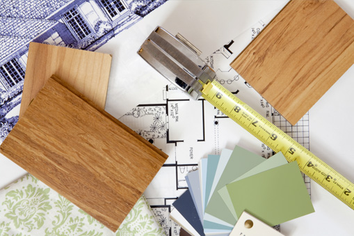 home improvement plans with a mortgage refinance