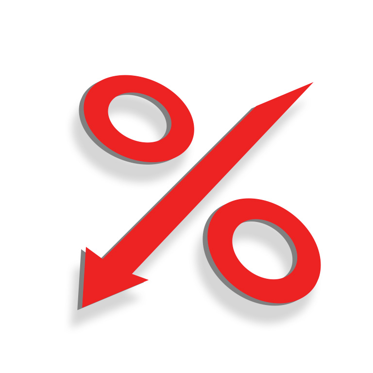 lower your mortgage rate icon